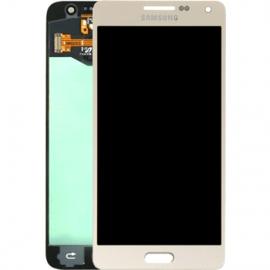 Ecran complet Gold Samsung Galaxy A5 2015