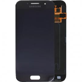 Ecran complet noir original Samsung Galaxy A3 2017