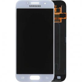 Ecran complet bleu original Samsung Galaxy A3 2017