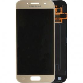 Ecran complet gold original Samsung Galaxy A3 2017