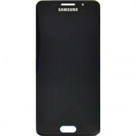 Ecran complet noir original Samsung Galaxy A3 2016