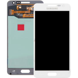 Ecran complet blanc Samsung Galaxy A3 2015
