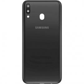 Coque arrière noire originale Samsung Galaxy M20