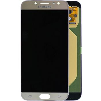 Ecran complet gold pour Galaxy J7 2017
