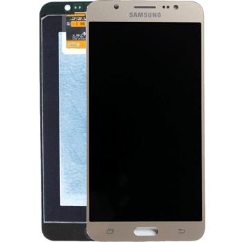 Ecran complet Gold Samsung Galaxy J7 2016