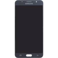 Ecran complet Noir Galaxy J7 2015