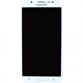 Ecran complet Blanc Galaxy J7 2015