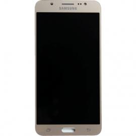 Ecran complet Gold Galaxy J7 2015