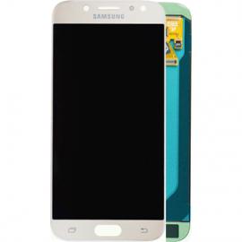 Ecran complet Gold pour Galaxy J5 2017