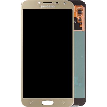 Ecran complet Gold Original Samsung Galaxy J4 2018