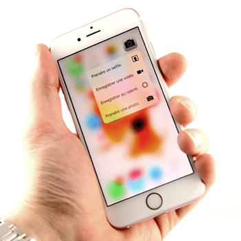 iPhone 7 - 3D Touch reconditionne