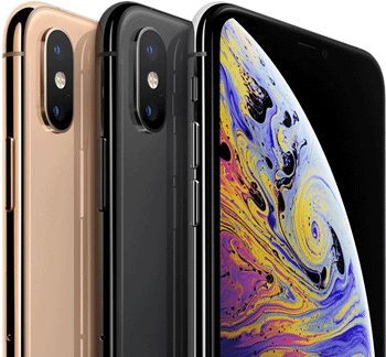 iPhone xs max couleurs